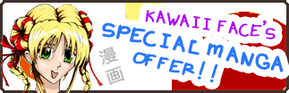 Special Manga Offer