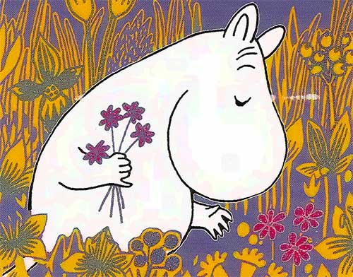 A Real-life Moomin Paradise is Being Built